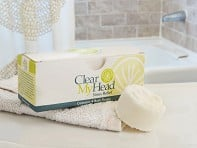 Clear My Head: Sinus Relief Bath & Shower Fizzies