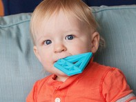 Little Standout: Silicone Baby Teether Toys