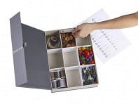 Savor: Craft Box Organizer