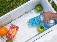 The Cooler Tray: Universal Cooler Shelf