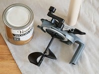 Rockler: Mixing Mate Paint Can Lid - Quart
