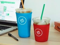 Java Sok: Iced Beverage Sleeves