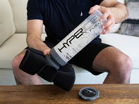 HyperIce: Synthetic Ice for Compression Wrap