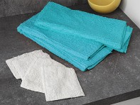 Shaggies: Chenille Towels and Scrubbers Pack