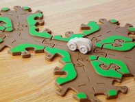 Tobo Toys: Upcycled Play Track