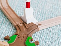 Tobo Toys: Upcycled Play Track Adapters
