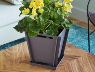 "Groovebox Living: 9"" Modular Planter"