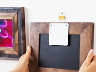 Gallery Magic®: Magnetic Frame Hanging System
