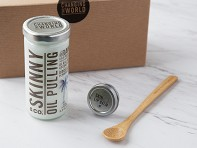 Skinny & Co.: Peppermint Oil Pulling Kit