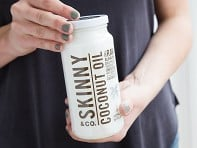 Skinny & Co.: Raw Wild Coconut Oil