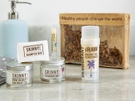 Skinny & Co.: Raw Coconut Oil Beauty Travel Kit