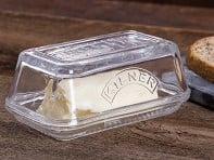 Kilner: Glass Butter Dish