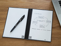 Rocketbook: Reusable Cloud Synced Notebook