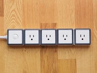 4 Outlet Modular Surge Protector