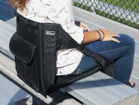 Picnic Time: Outdoor Stadium Seat
