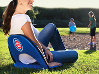 Picnic Time: Sports Edition Oniva Outdoor Reclining Seat