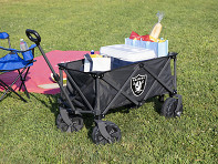 Picnic Time: Portable Utility Wagon - Sports Edition
