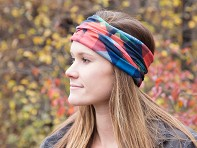 WRAP!: Multi-Way Head Wrap