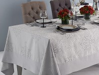 Mode Living: Aspen Stain-Resistant Table Cloth
