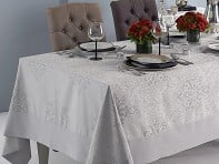 Aspen Stain-Resistant Table Cloth