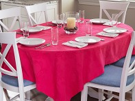 Mode Living: Cartagena Stain-Resistant Table Cloth
