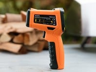 Uuni: Infrared Thermometer