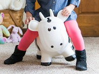 Farm Hoppers: Inflatable Animal Bouncer