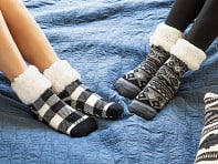 PUDUS: Slipper Socks