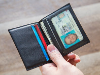 Dash Wallets: Slim Bifold Wallet