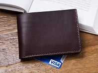 Todder: Leather Bi-Fold Wallet