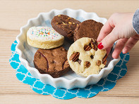 Sugardaddy's: Edgeless Brownie Assortment - 5 Set