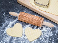 Valek: Small Embossing Rolling Pin