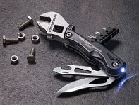 Wild & Wolf: Wrench and Torch Multi-Tool