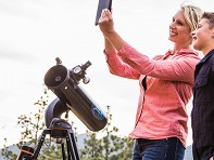 Astro Fi Wi-Fi Connected Telescope