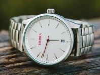 Men's Minimalist Watch - Metal