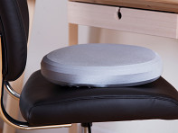 Back Pain Help: Posture Cushion