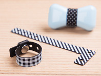 Wondermento: WonderWoof NY Fashion Collection Bands