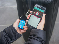 AirBolt: GPS Connected Smart Travel Lock