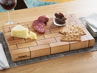 Brooklyn Butcher Blocks: Brickwork End-Grain Cutting Board
