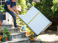 UpCart: Lift All-Terrain Cart