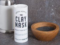 All-Natural Clay Mask