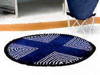 Lovin' Summer: Round Beach Blanket