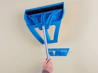 WISP: One-Handed Broom and Dustpan Set