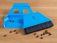 WISP: Mini Hand Broom and Dustpan Set
