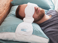 NodPod: Weighted Sleep Mask + Pillowcase