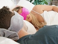 NodPod: Weighted Sleep Mask