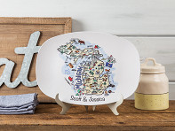 Personalized State Map Serving Platter