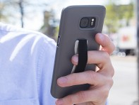 LoveHandle: Elastic Phone Grip