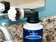 Legacy Shave: The Evolution Shaving Can Brush