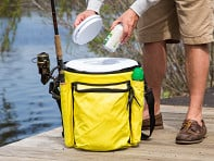 Boozie Bucket: Insulated Bucket Cooler with Lid